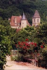 La mairie et l'église